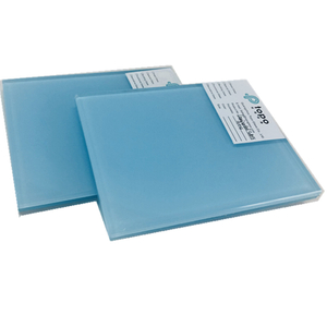 6.38mm 8.38mm Light Blue Vidrio Laminado(LG-TP)